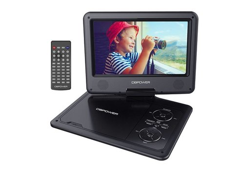 "Digtial Multimedia Portable DVD Player 8.8"" (NS-769)"