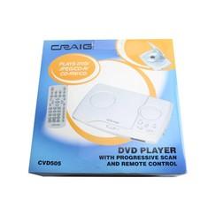 Craig DVD Player CVD505