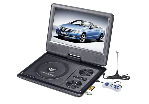 "Digtial Multimedia Portable DVD 7.8"" (NS-758)"
