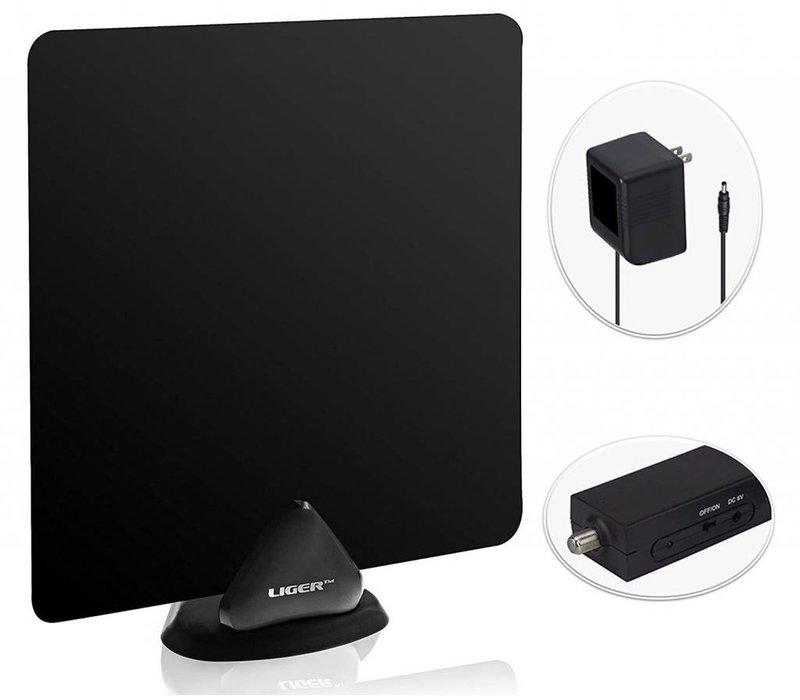 Liger HDTV Antenna and Amplifier (RTIA50)