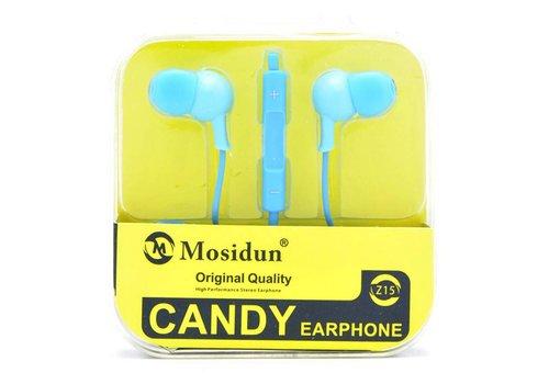 Earphones- Mosidun (Z15) ( Candy)