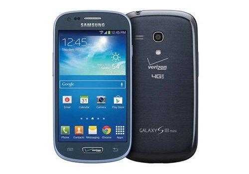 Samsung H2O Samsung Galaxy S3 Mini Phone (No plan/Unlocked)