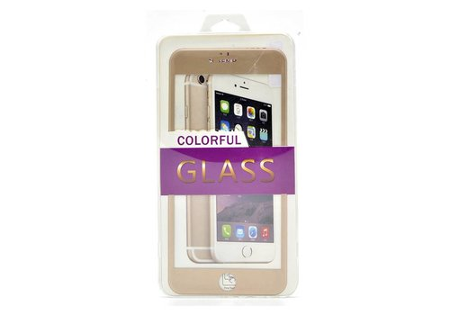 Color Tempered Glass