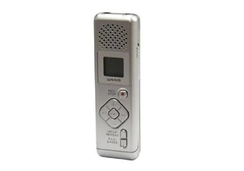 Craig Craig Digital Voice Recorder