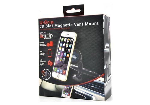 Aduro Aduro U-Grip CD Slot Magnetic Vent Mount
