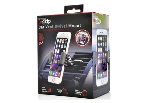 Aduro Aduro U-Grip Universal Swivel Vent Car Mount