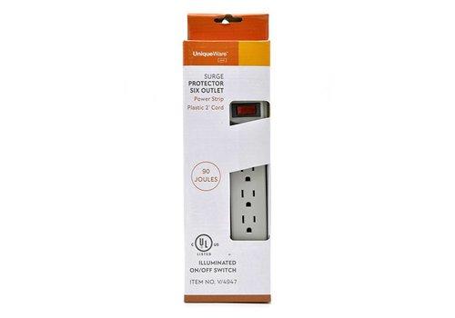 3 Outlet Extension Cord- 15ft (V/4954)