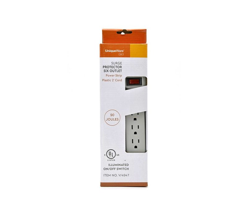 3 Outlet Extension Cord- 15ft (V/4954)
