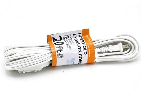 3 Outlet Extension Cord- 20ft (V/4955)