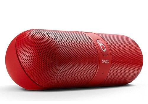 Beats by Dre Beats by Dr. Dre Pill 2.0 (Red)