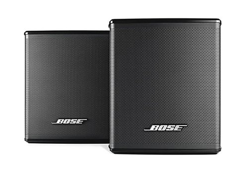 Bose Bose - Virtually Invisible 300 Wireless Surround Speakers - Black