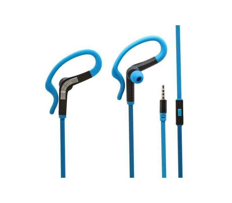 Aduro Sports Over Ear Headphone w/ Mic (EC10)