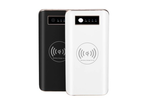 Power Bank - Wireless Charging for Qi (25000mah)
