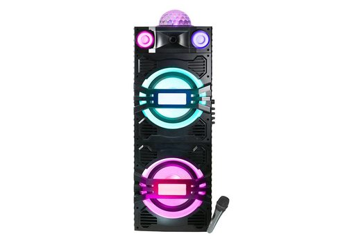 "Top Tech Audio Top Tech Bluetooth Speaker- Double 10"", 2500W (ACE-210)"