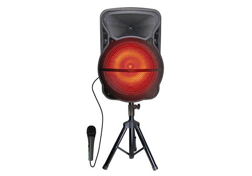 "Top Tech Audio Top Tech Bluetooth Speaker- 15"", 2500WATTS (JET-15)"