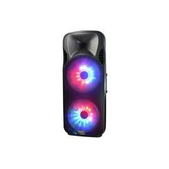 "Top Tech Bluetooth Speaker- Double 15"", 3500W (PBX-9918-BTL)"