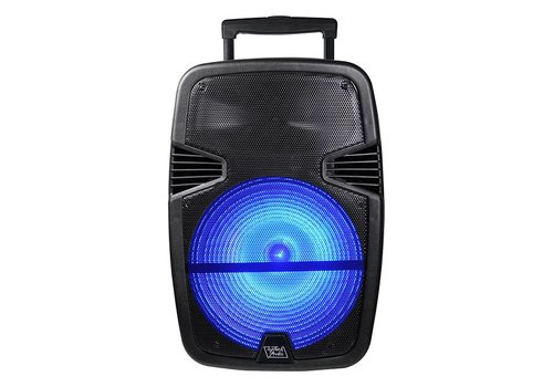 "Top Tech Audio Top Tech Bluetooth Speaker- 12"", 1500W (SPIKE12)"