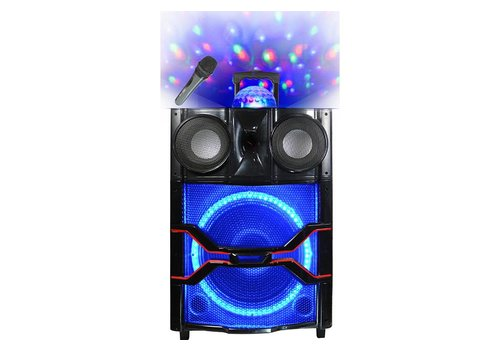 "Top Tech Audio Top Tech Bluetooth Speaker- 15"", 2800W (TTR-115)"