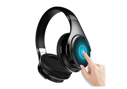 Bluetooth Headphones w/ Touch Panel (ZEALOT - B21)