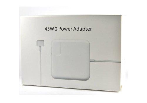 Apple Original Best Sound MagSafe 2 Power Adapter- 45W