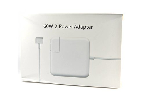Apple Original Best Sound MagSafe 2 Power Adapter- 60W