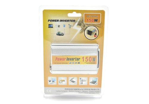 Power Inverter (DY-8102) (Orange Packing)