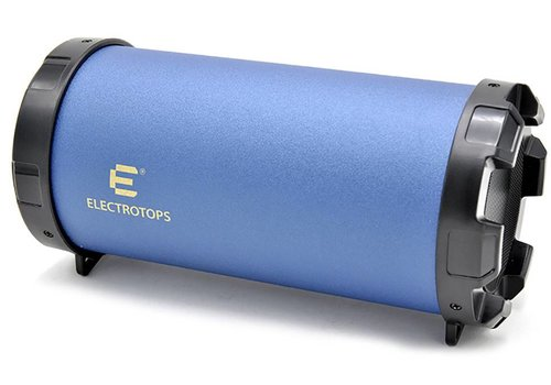 Electrotops Bluetooth Speaker (SE-BS0091) (GE-91)