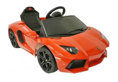 Remote-Controlled Car for Kids- Lamborghini