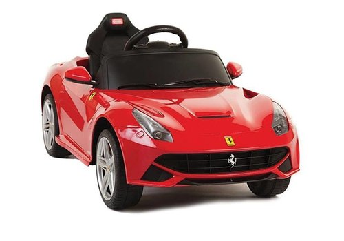 Remote-Controlled Car for Kids- Ferrari F12 (81900) (Red)
