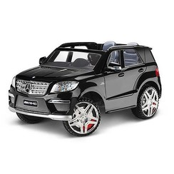 Remote-Controlled Car for Kids- Benz ML 350