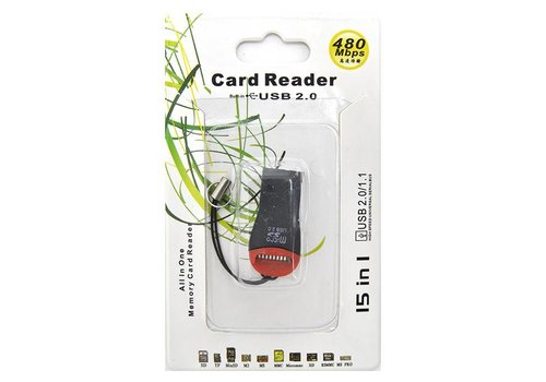 MicroSD Card to USB Reader
