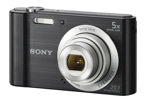 Sony Sony Compact Digital Camera (DSCW800)