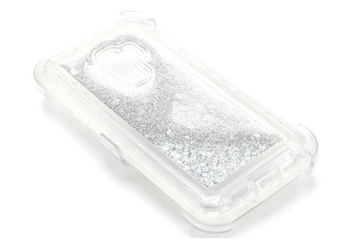 Case- Defender Holster Clear W/ Glitter
