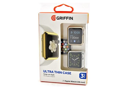 Griffin Ultra Thin Case for Apple Watch 38mm/42mm