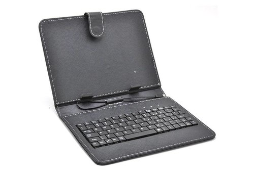 "Tablet Case - 7"" (w/ Wired Keyboard)"