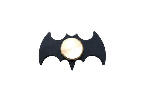 Batman Metal Black Fidget Spinner (Copper Alloy)