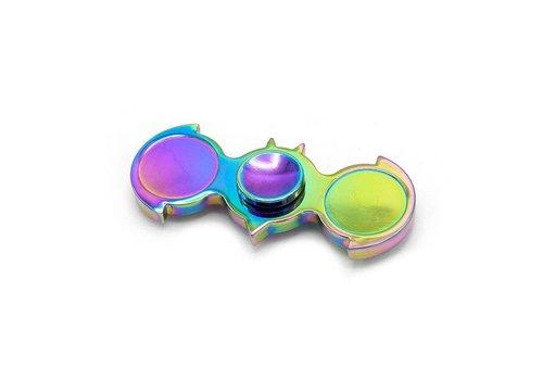Batman Metal Fidget Spinner (Colorful Rainbow)
