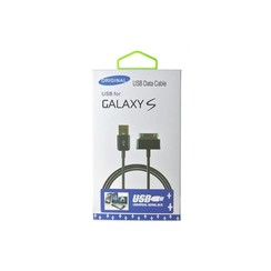 Original 30 Pin Samsung Tablet Cable- 3ft