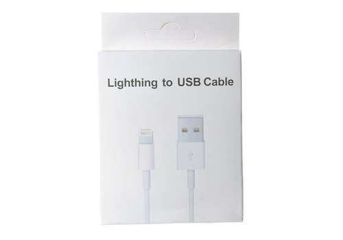 Lightning Cable- 3ft/AA (Package)