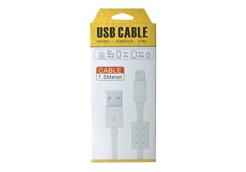 Lightning Cable- 5ft (KS-U503)