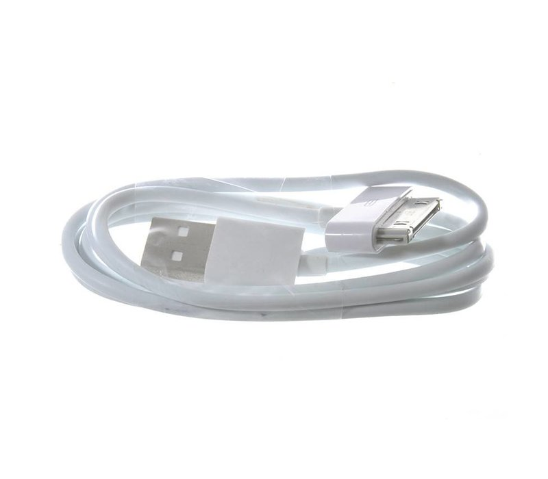 30 Pin/iPhone 4 Cable- 5ft