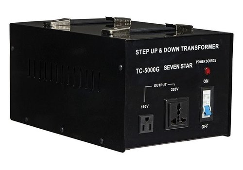Seven Star Seven Star Step Up & Down Transformer (TC5000)