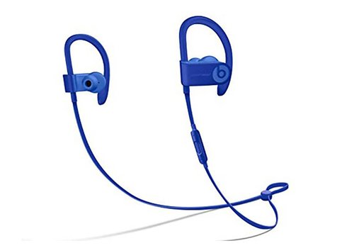 Beats by Dre Beats Powerbeats 3 Wireless Earphones Break Blue