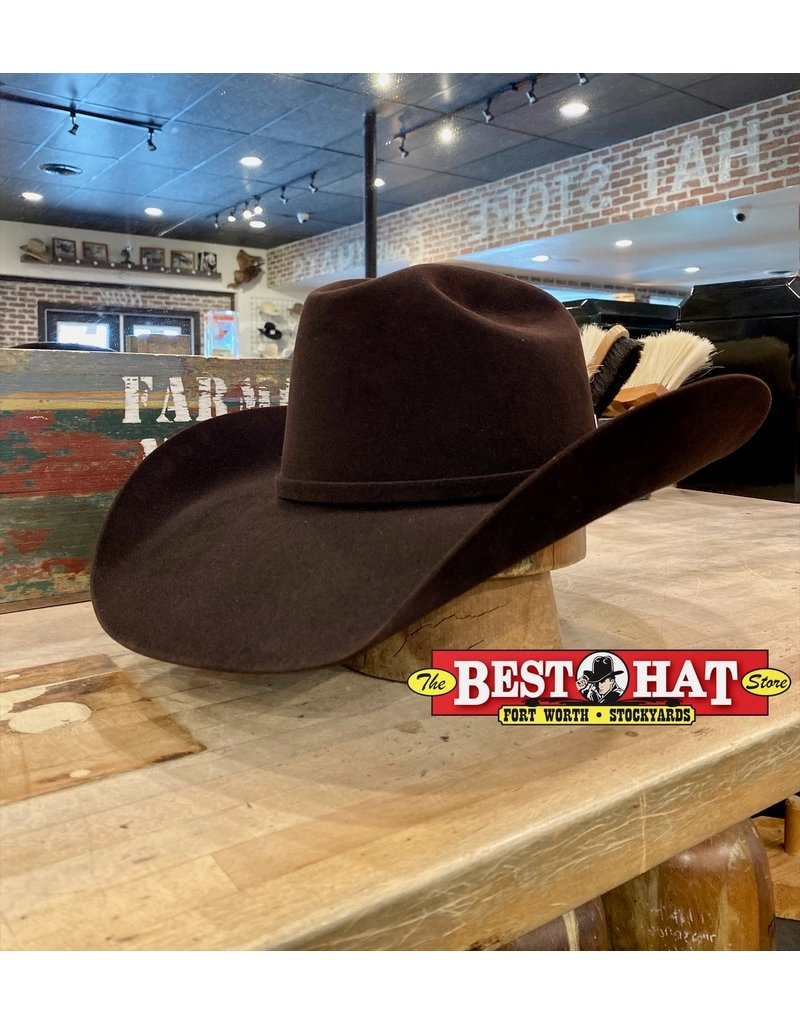 "AMERICAN HAT CO AMR 100X 4 1/2""  DRK LO"