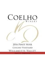"Elegant Coelho ""Bunny"" Pinot Noir"