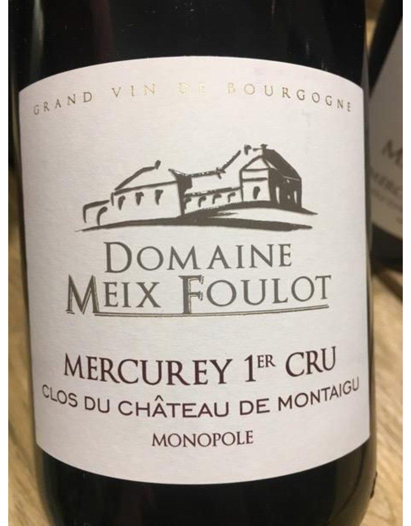 Cellar Dom. Meix Foulot