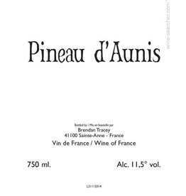 Elegant Brendan Tracey Pineau d'Aunis