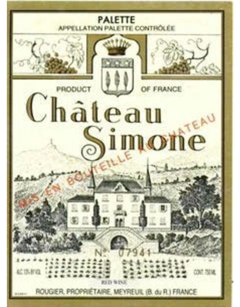Elegant Chateau Simone Palette Rouge 2012