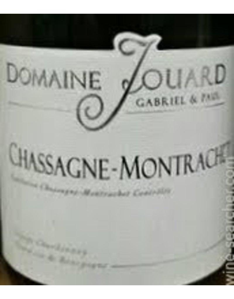 Cellar Dom. Jouard Chassagne Montrachet