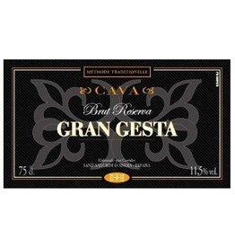 Vivacious Gran Gesta Brut Reserve Cava
